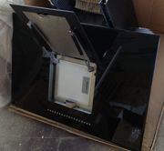 Pyramida HES 30 D-900 black/B,  новая наклонная вытяжка в наличии